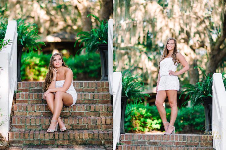 Senior Pictures and Senior Photography Ideas for Girls | Charleston Senior Photography | Wilmington High School Senior Photography | Myrtle Beach Senior Photography | Fashion Style Senior Pictures | Model Portfolio Photography | High-end Senior Pictures