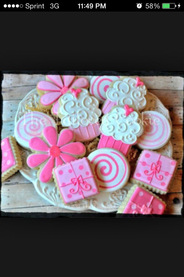 55 best Cookies: Thank you images on Pinterest | Cookies ...