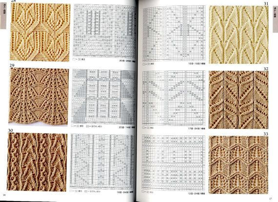 Knitting Pattern Book 260 by Hitomi Shida - Japanese Craft Book from pomadour24 on etsy