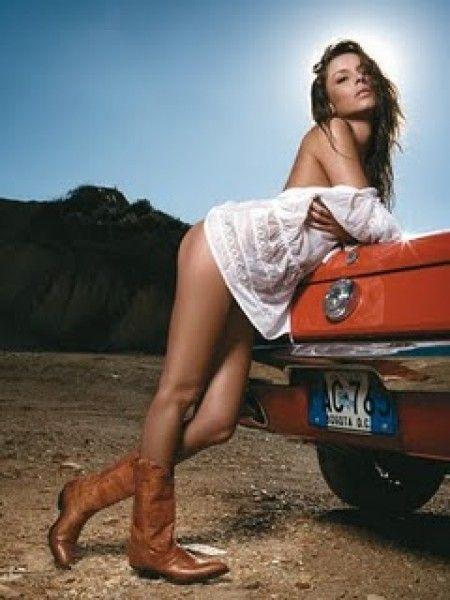 Fotos Mujeres Hermosas - Angela Vergara