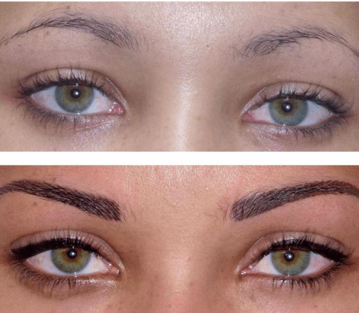 Best 25 semi permanent eyeliner ideas on pinterest for Semi permanent tattoo eyebrows