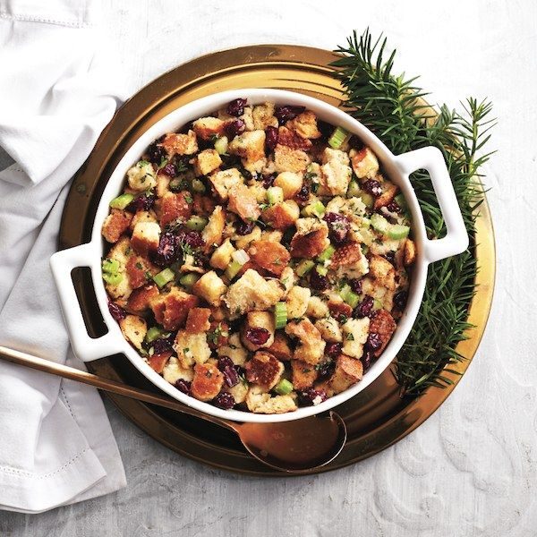 When asked if stuffing is best with or without meat, your decisive response was without. (But we added a sausage stuffing recipe variation, just in case.)
