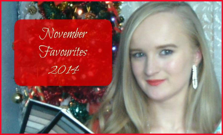 November Favourites 2014 | Retro Bombshell TV