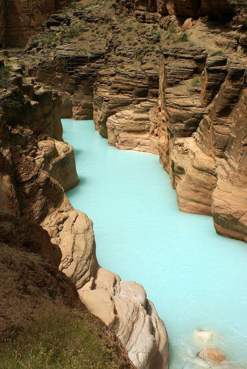 Milk Glass River: Water, Favorite Places, Color, Blue, Beautiful Places, Canyon, Beauty, Landscape