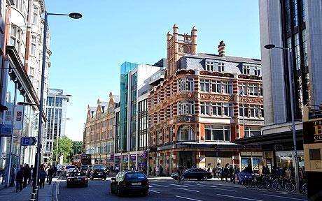 High Street Kensington - London