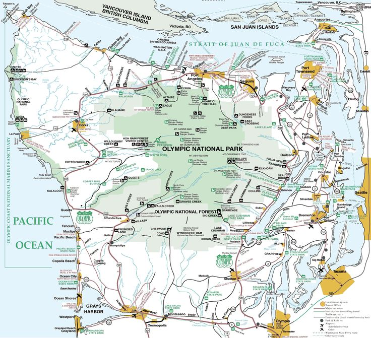 d day planning map