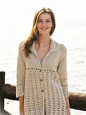 crochet pattern - fantan jacket