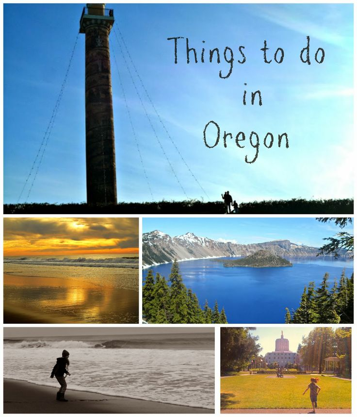 Things to do in Oregon this summer