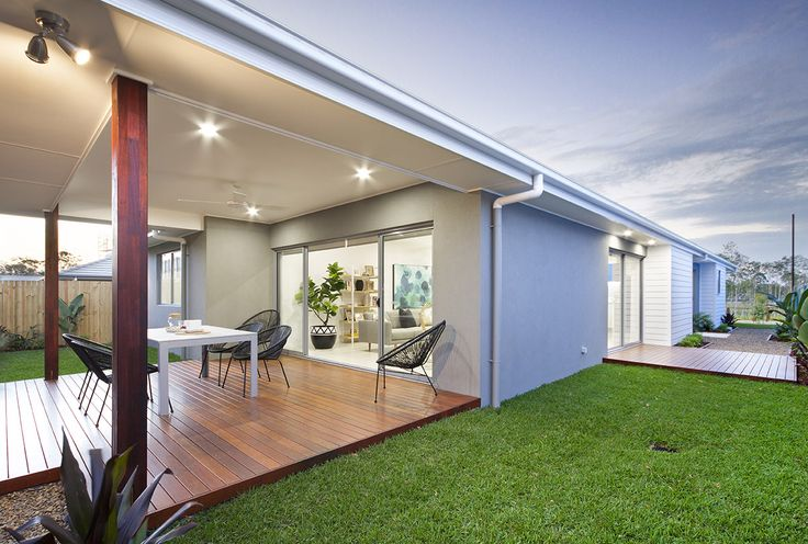 The Carson is a practical design with all the stylish features you would expect to find in your next family home of even perhaps an investment property. A central kitchen looks out to the living and dining areas and the clever floorplan opens up the home to give a great feeling of space and light.