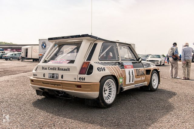 Renault 5 Maxi Turbo Group B Rally Car | Flickr - Photo Sharing!
