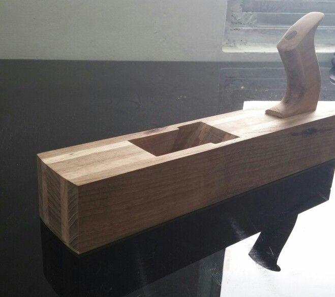 Wooden bench plane by hendro joewono