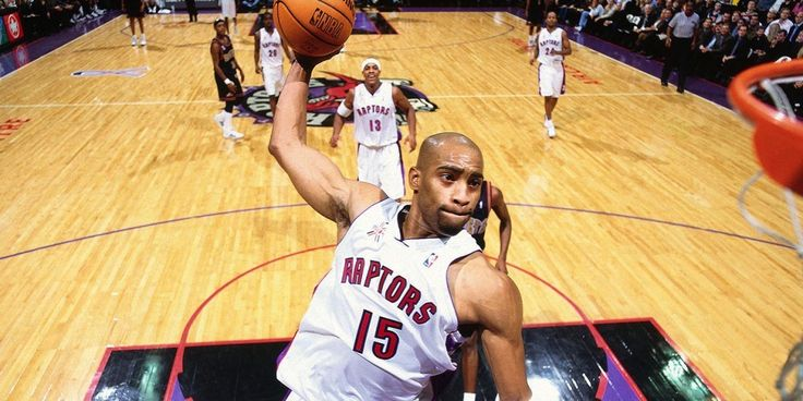 You may have seen the video of a Vince Carter dunking the other day at the age of 37! You have to remember that VC was drafted as the 5th pick of the 1st round of the 1998 NBA draft (1998 Bill Clinton was still president and did not have sexual relations with that woman!).