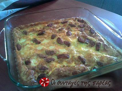 Ομελέτα φούρνου