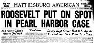 Image result for pearl harbor conspiracy