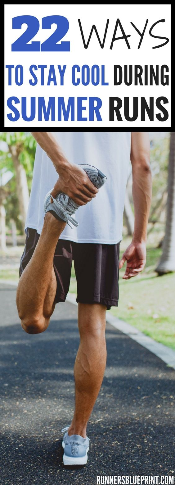 While exercising under steamy and hot weather conditions, your body temperature runs higher than normal, you sweat profusely, which forces you to work harder but still run slower.  But fret no more, by the end of this blog post, you will know exactly what to do to ward off most of summer running dangers  http://www.runnersblueprint.com/stay-cool-summer-running/  #Summer #Running