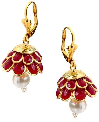 Get 50% OFF ON Brass Drop Earring.