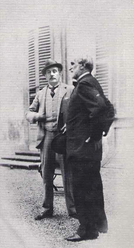 Giuseppe Verdi and Giacomo Puccini