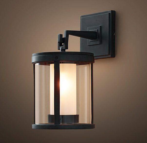 Quentin Light Restoration Hardware: 17+ Best Ideas About Outdoor Sconces On Pinterest