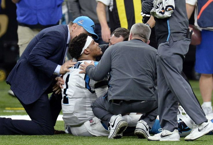 NFL, NFLPA determine Panthers followed concussion protocol with handling of Cam Newton vs. Saints