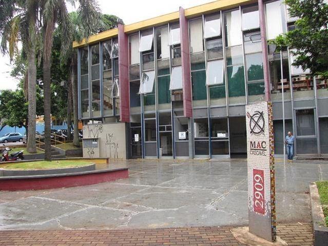 Museu de Arte de Cascavel - MAC. Rua Mato Grosso, 2909, Centro, Cascavel.