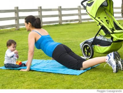 Exercises You Can Do WITH Your Baby | Parenting.com