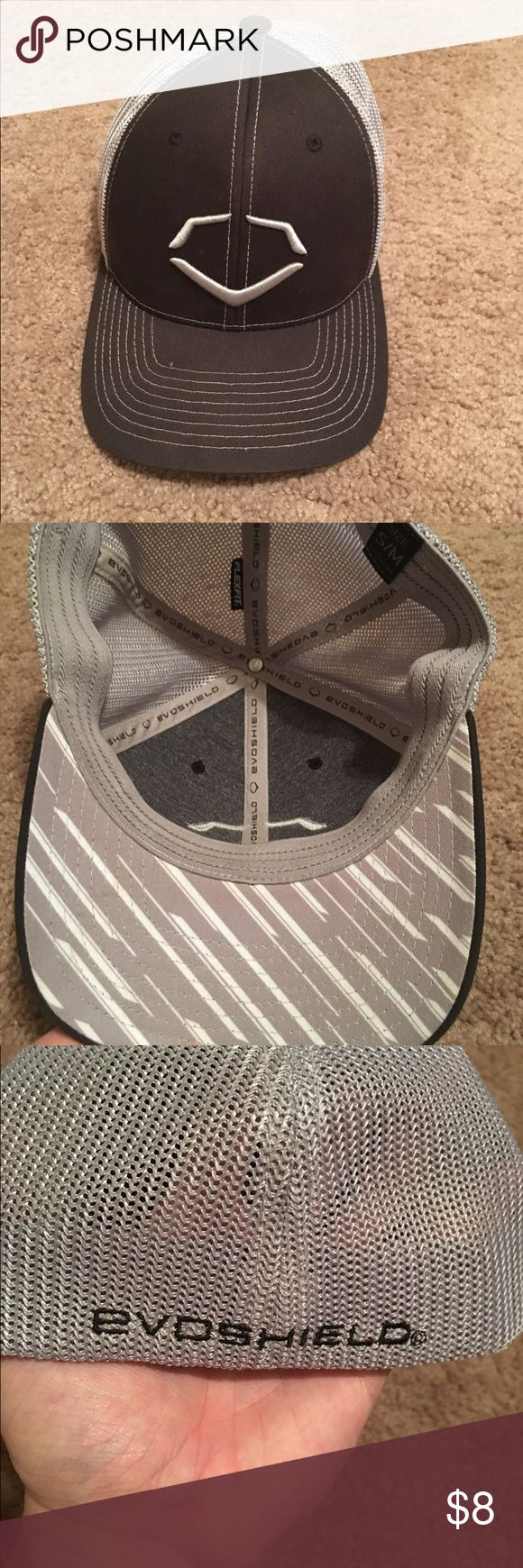 Evoshield Baseball Hat Won about 5 or 6 times. It has one small blemish on the top of the hat but it is very comfortable and breathes well. Evoshield Accessories Hats