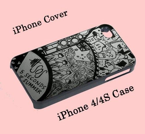 5 Seconds Of Summer 02 - iPhone 4/4S Case