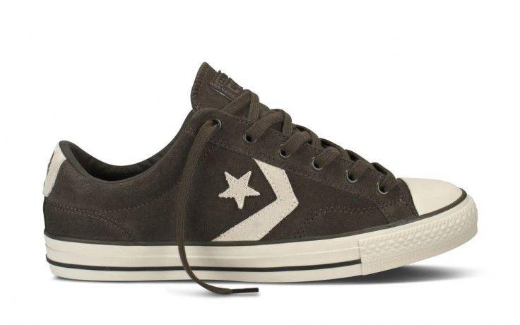 Converse Cons Star Player Marron | Landed Tienda Online 22,49 #converse #outlet #online #zapatillas #moda #mujer #hombre #allstar #chucktaylor