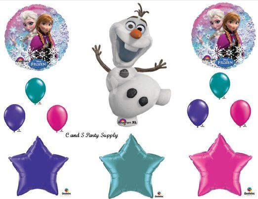 Best images about frozen themed party on pinterest