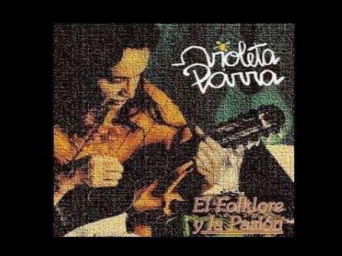 ▶ Violeta Parra -- El folklore y la pasión (1994) - YouTube