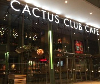 Stephanie Dickison's review of The Reveal – Cactus Club Café