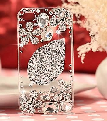 Luxurious mobile cover