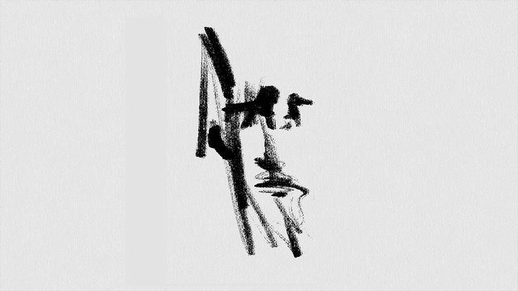 Abstract Expressionisme - Tawfiq Dawi - more art on http://on.dailym.net/2kAD3pK #Abstract, #Amman, #Expressionisme, #Jordan, #Mono-Prints, #Tawfiq-Dawi