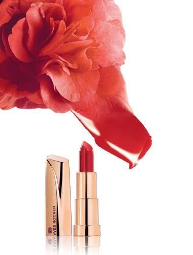 #grandrouge #makeup #lipstick #yvesrochertr #red