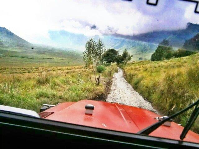 Bromo, Probolinggo, Jawa Timur, Indonesia.