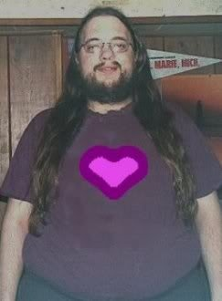 PurpleBubba a few years ago with my Purple Heart logo. (No disresepct intended to the Purple Heart Medal nor the recipients. I exist because someone received that medal instead of something worse.)