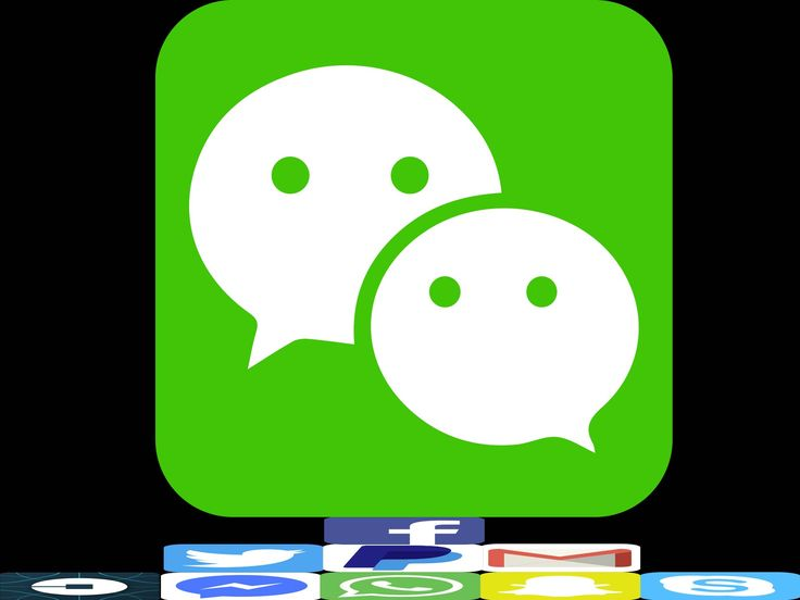 Not using WeChat China is considered socially weird, like refusing to wear shoes.