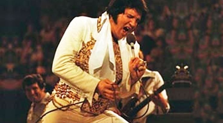 Country Music Lyrics - Quotes - Songs Elvis presley - Elvis Presley Sings 'Unchained Melody' During Final Recorded Concert - Youtube Music Videos https://countryrebel.com/blogs/videos/19046907-elvis-presley-sings-unchained-melody-during-last-recorded-concert
