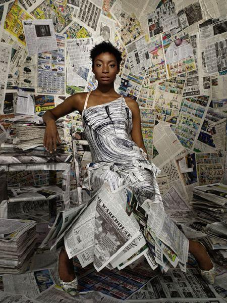 Photo Shoot 5: Eco-friendly Fashion - Ambreal