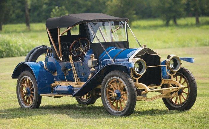 1911 National Model 40 Speedway roadster