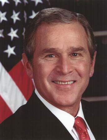 George W. Bush - The 43rd President of the U.S.