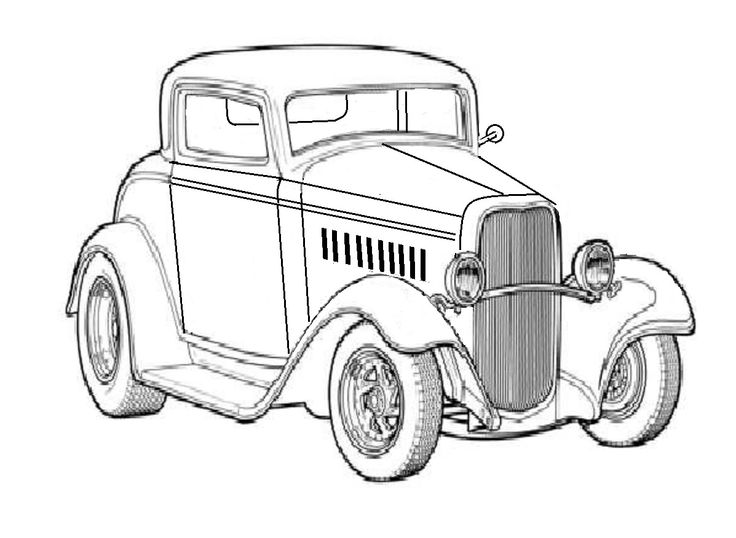 74 Best Images About Car Coloring Pages On Pinterest