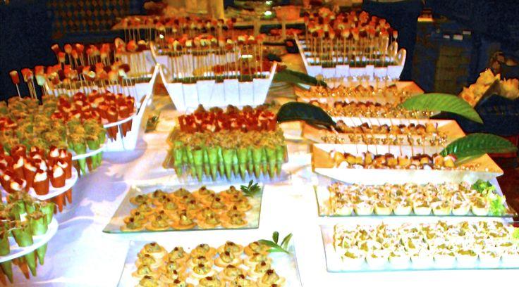 aperitivos by cateringconmigo