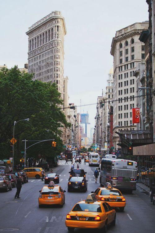 Flatiron. #NYC