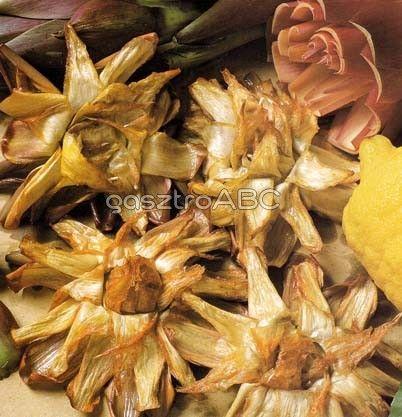 Frissen sült articsóka | Receptek