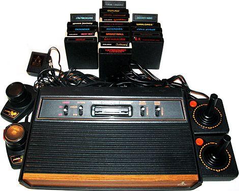 The Atari 2600 was released in October 1977 by Atari, Inc.