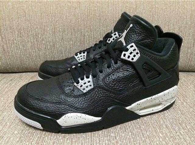 The Air Jordan 4 Retro