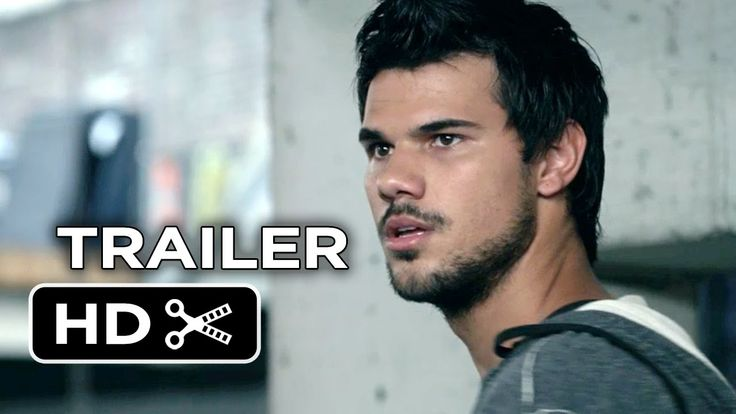 Taylor Lautner escapes into the world of parkour in the 1st trailer for #Tracers.