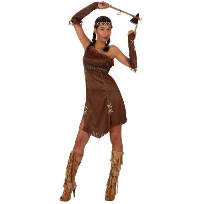 25 unique disfraz de india ideas on pinterest temas de fiesta indios maquillaje indigena and - Deguisement pocahontas femme ...