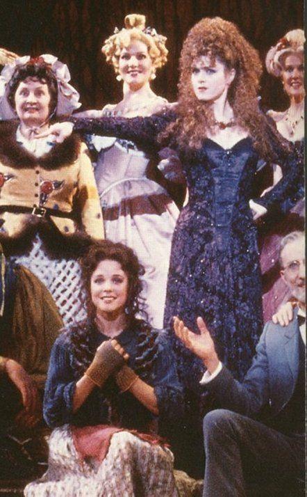 Original Broadway Cast. Into The Woods.